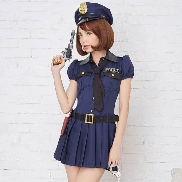 コスプレ ハロウィンコスチューム 警察官   BODYLINE   詳細画像1