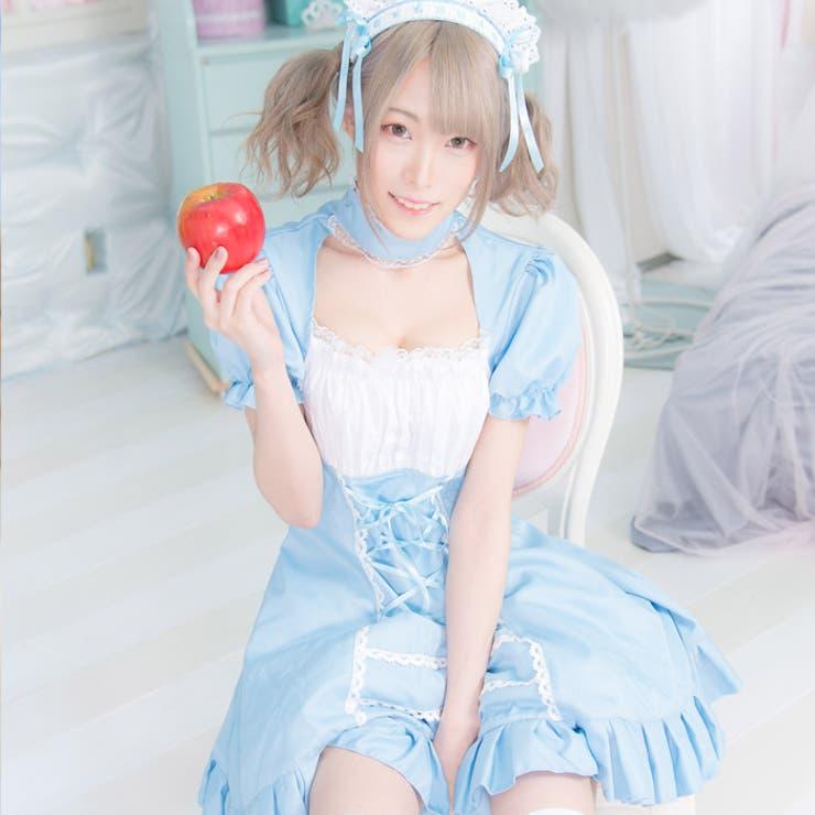 ハロウィン コスプレ メイド服 | BODYLINE | 詳細画像1