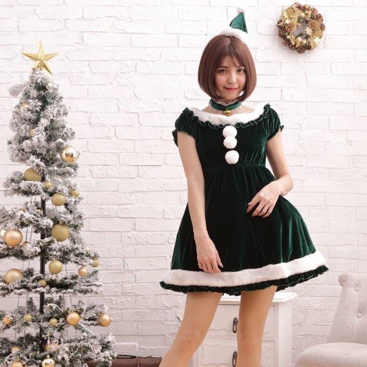 b7012 クリスマス イベントコスチューム | BODYLINE | 詳細画像1