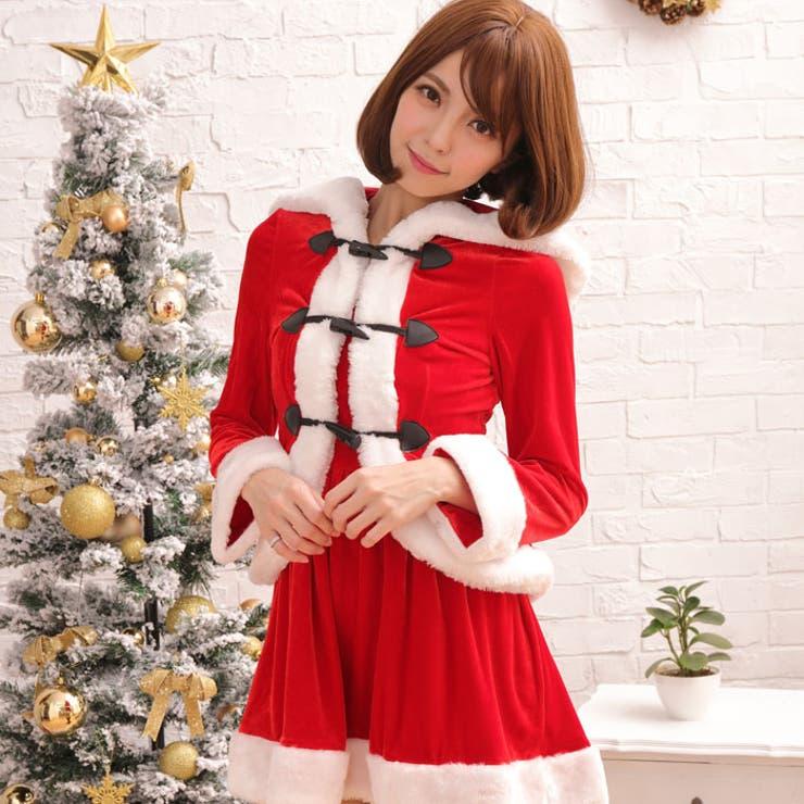 クリスマス コスプレ 衣装   BODYLINE   詳細画像1