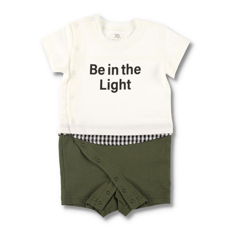 BRANSHESのベビー服・ベビー用品/べビーロンパース・カバーオール   詳細画像