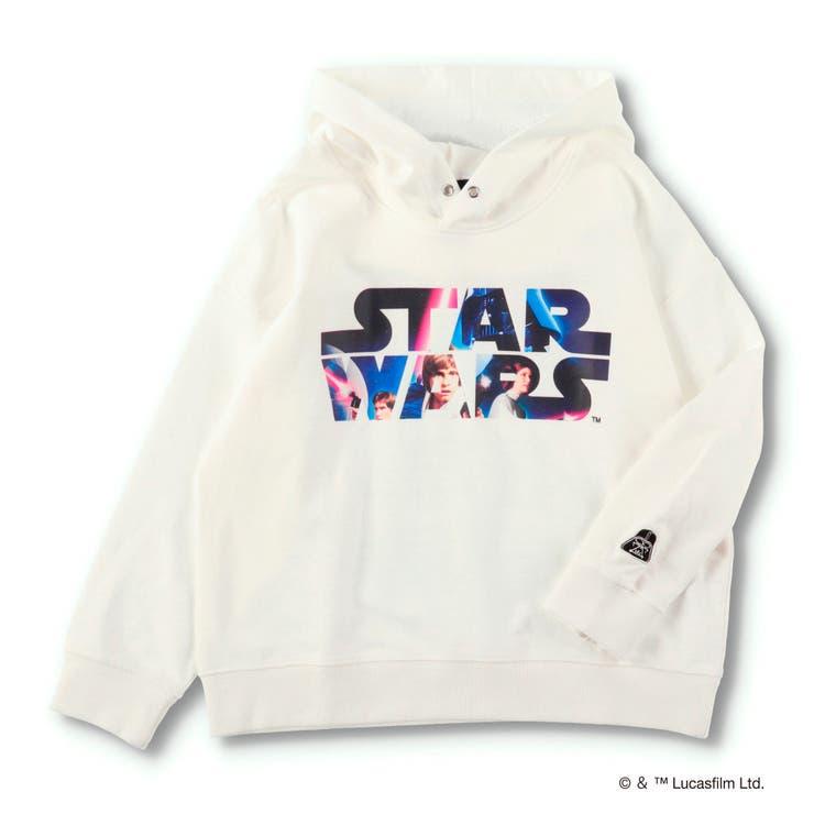 【STAR WARS】 フードトレーナー   BRANSHES   詳細画像1