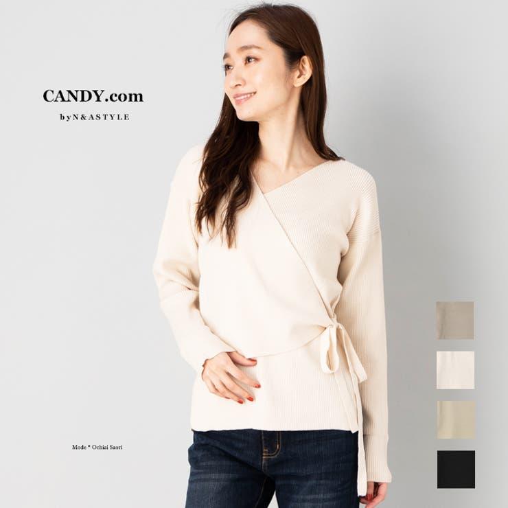 カシュクール レイヤード ニット   Select Shop Candy   詳細画像1