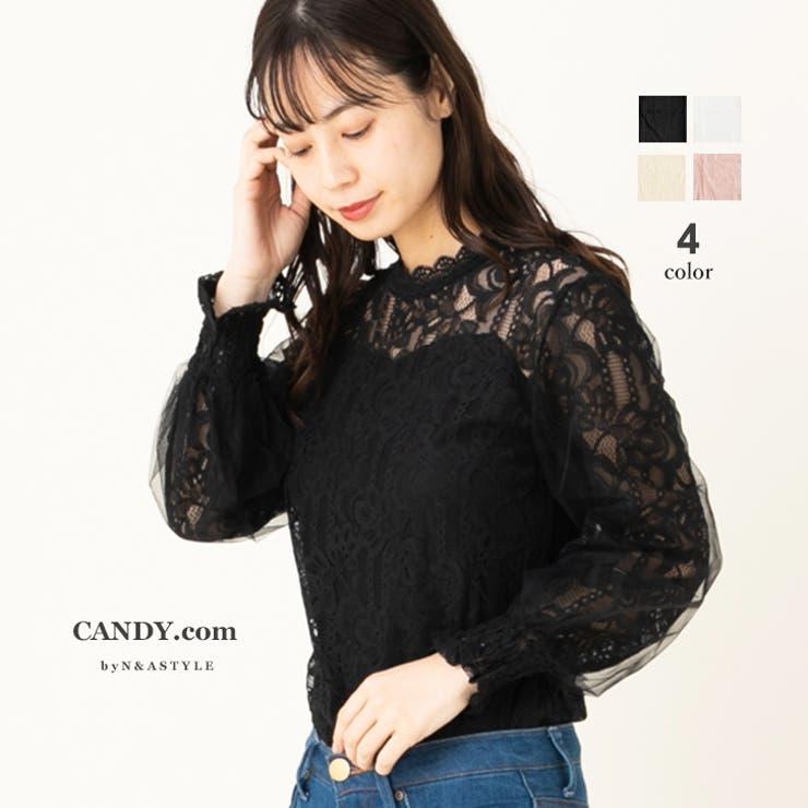 裏地付 スタンドカラー 花柄 | Select Shop Candy | 詳細画像1