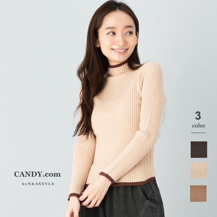 レディース ニット セーター | Select Shop Candy | 詳細画像1