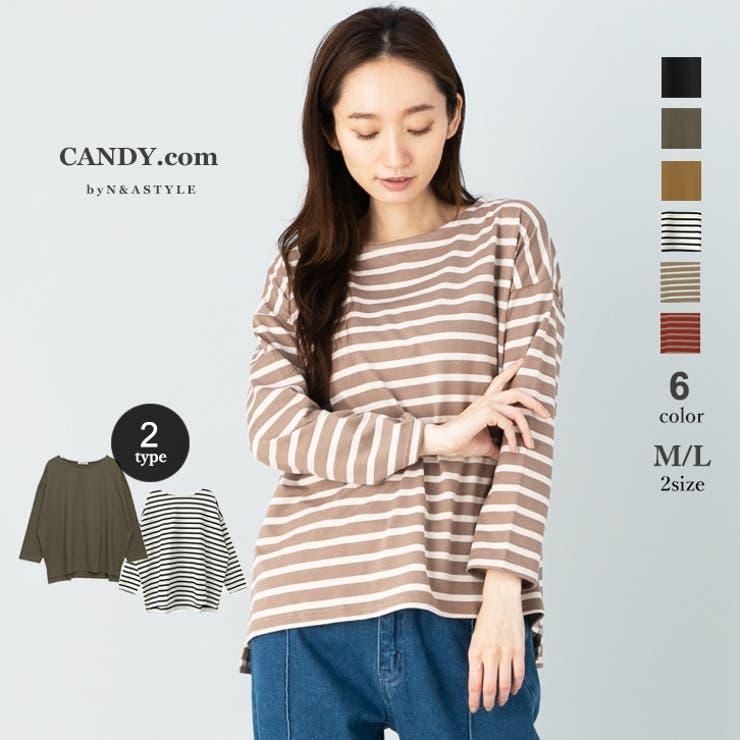 レディース Tシャツ カットソー | Select Shop Candy | 詳細画像1