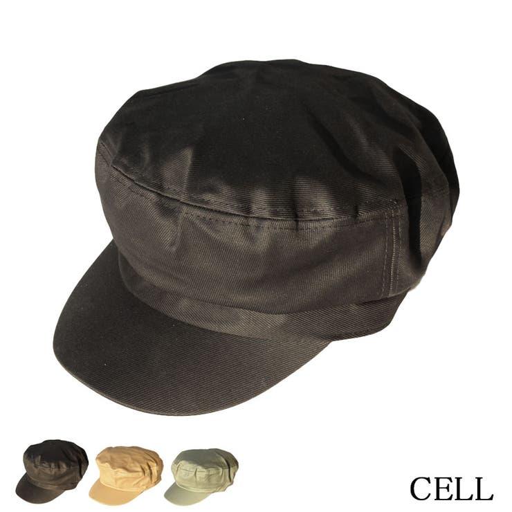 キャスケット 帽子 レディース   CELL   詳細画像1