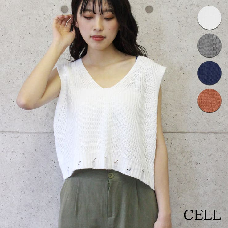 CELLのトップス/タンクトップ   詳細画像