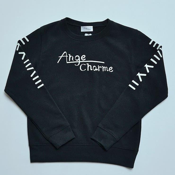 【大人用】オリジナルロゴスウェット | Ange Charme | 詳細画像1