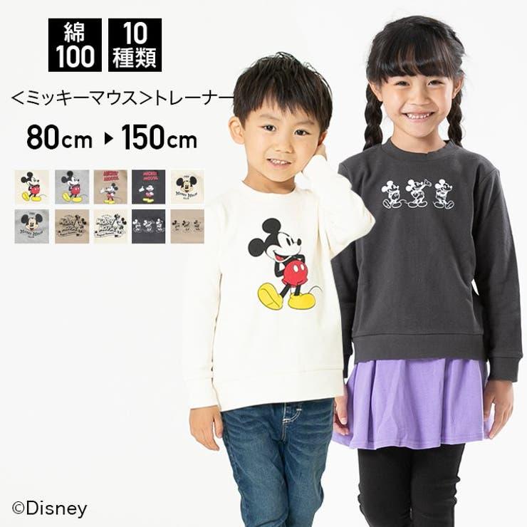 ミッキーマウス/トレーナー   詳細画像