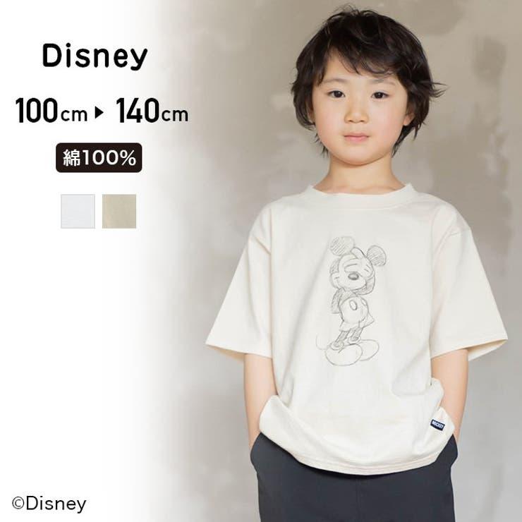 ミッキーマウス半袖Tシャツ   詳細画像