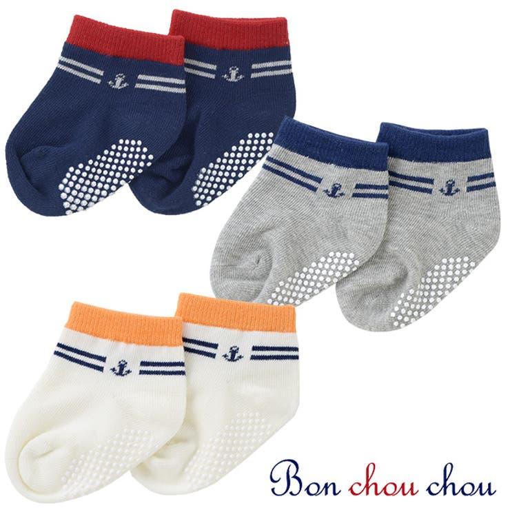 ボンシュシュ ベビー 靴下 | chuckleBABY | 詳細画像1
