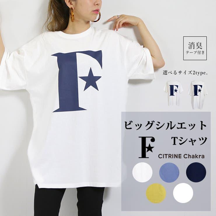 ビッグシルエットTシャツ(F)   詳細画像