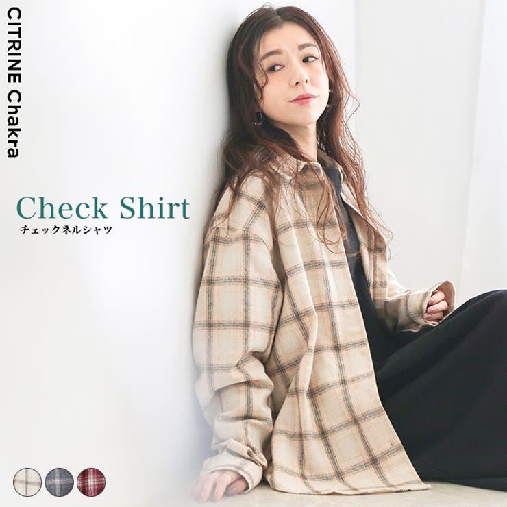 CITRINE Chakraのトップス/シャツ | 詳細画像