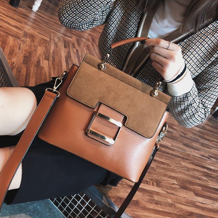 2wayショルダーバッグ ハンドバッグ ショルダーバック バッグ カバン 雑貨 | SELECT LEVERY  | 詳細画像1