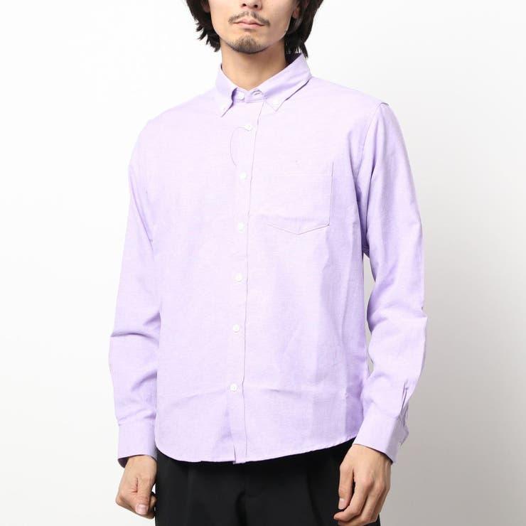 メンズ BDレギュラーフィットオックスシャツ   coca   詳細画像1
