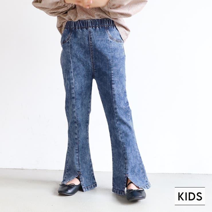 子供服 パンツ ロング丈 | coca | 詳細画像1