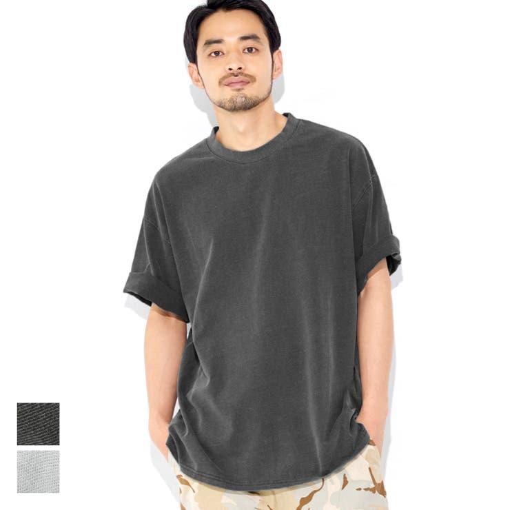 Tシャツ メンズ カットソー   coca   詳細画像1
