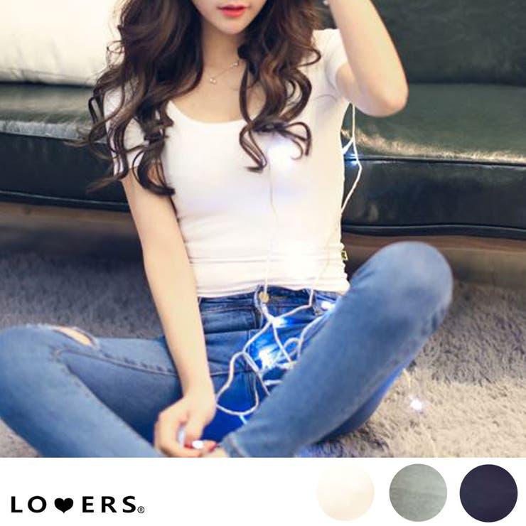 LOVERSのトップス/Tシャツ | 詳細画像