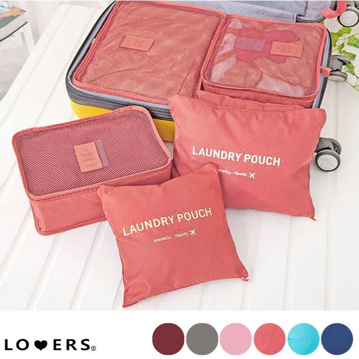 LOVERSのバッグ・鞄/トラベルバッグ   詳細画像