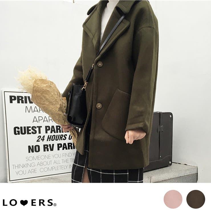 冬新作 オーバーサイズコート アウター コート チェスターコート オーバーサイズ 大きめ 暖かい シンプル レディース