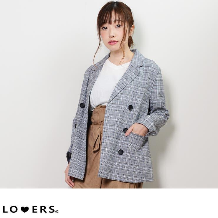 LOVERSのアウター(コート・ジャケットなど)/ジャケット・ブルゾン   詳細画像
