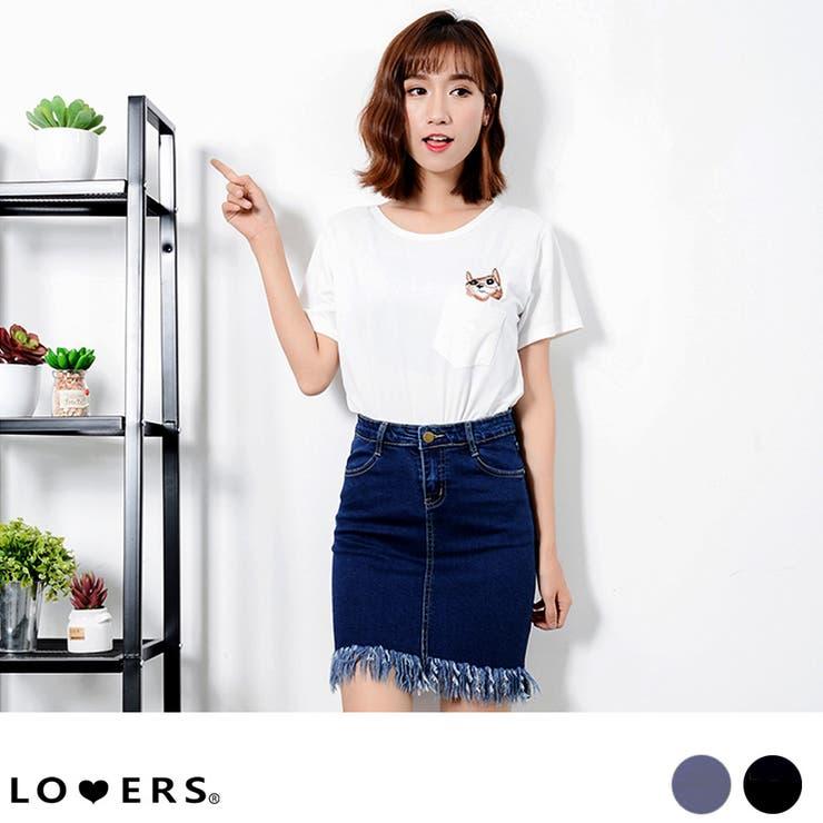 LOVERSのスカート/ミニスカート   詳細画像