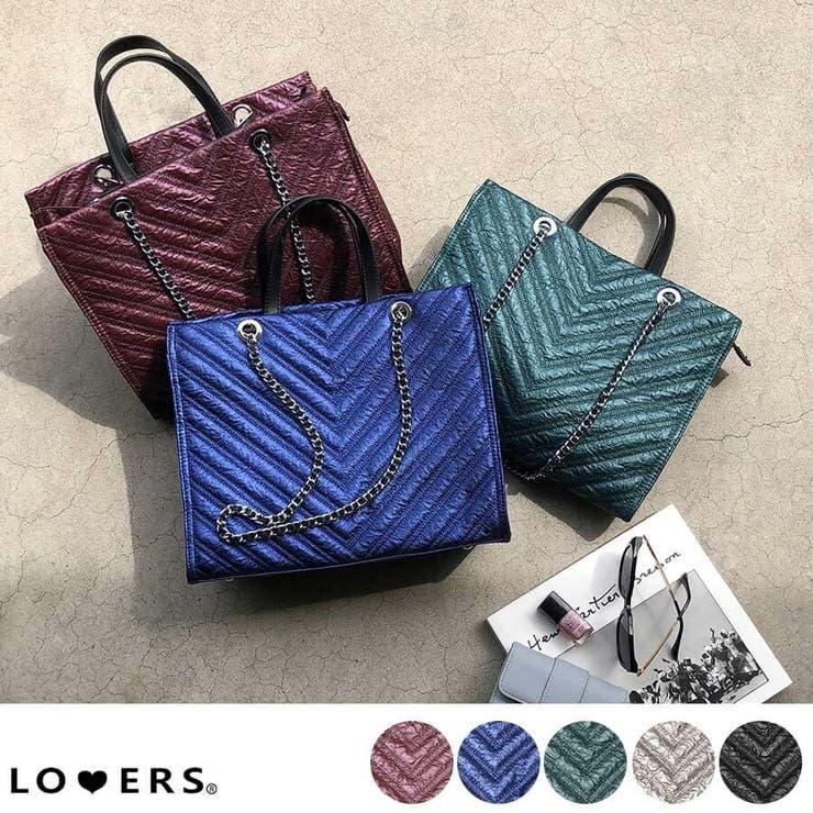LOVERSのバッグ・鞄/トートバッグ | 詳細画像