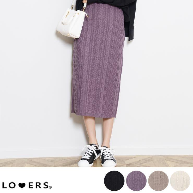 LOVERSのスカート/タイトスカート | 詳細画像