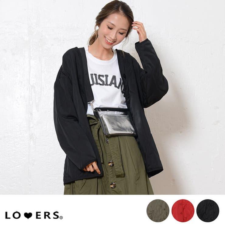 LOVERSのアウター(コート・ジャケットなど)/ジャケット・ブルゾン | 詳細画像