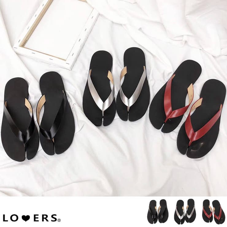 LOVERSの水着/ビーチサンダル | 詳細画像