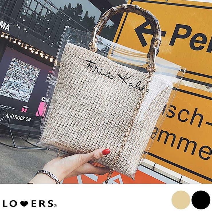 LOVERSのバッグ・鞄/ハンドバッグ   詳細画像