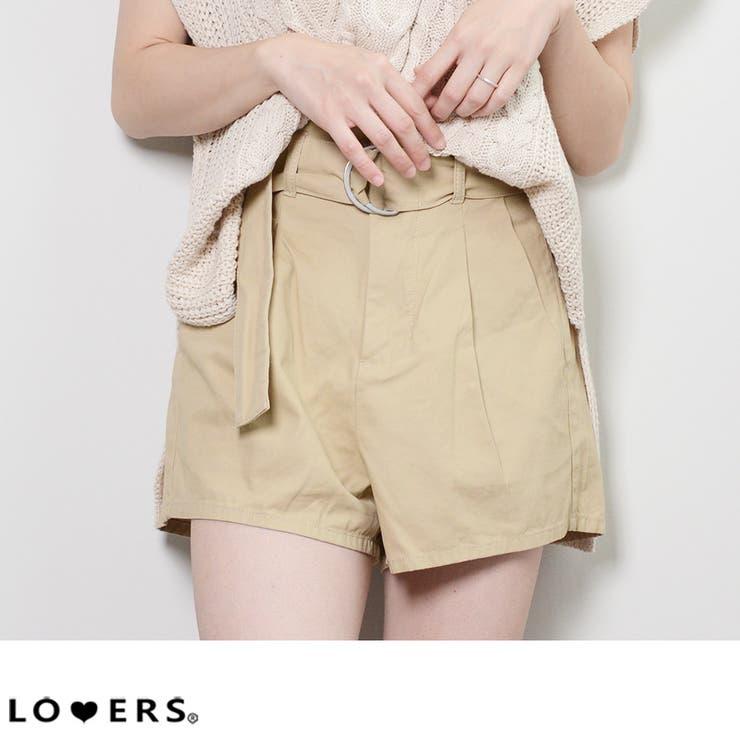 LOVERSのパンツ・ズボン/ショートパンツ   詳細画像