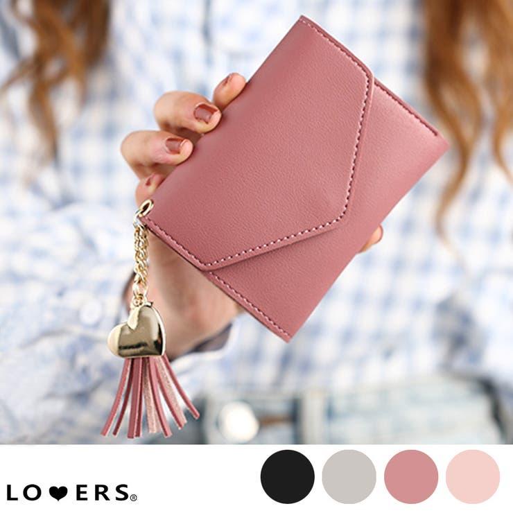 LOVERSの財布/二つ折り財布   詳細画像
