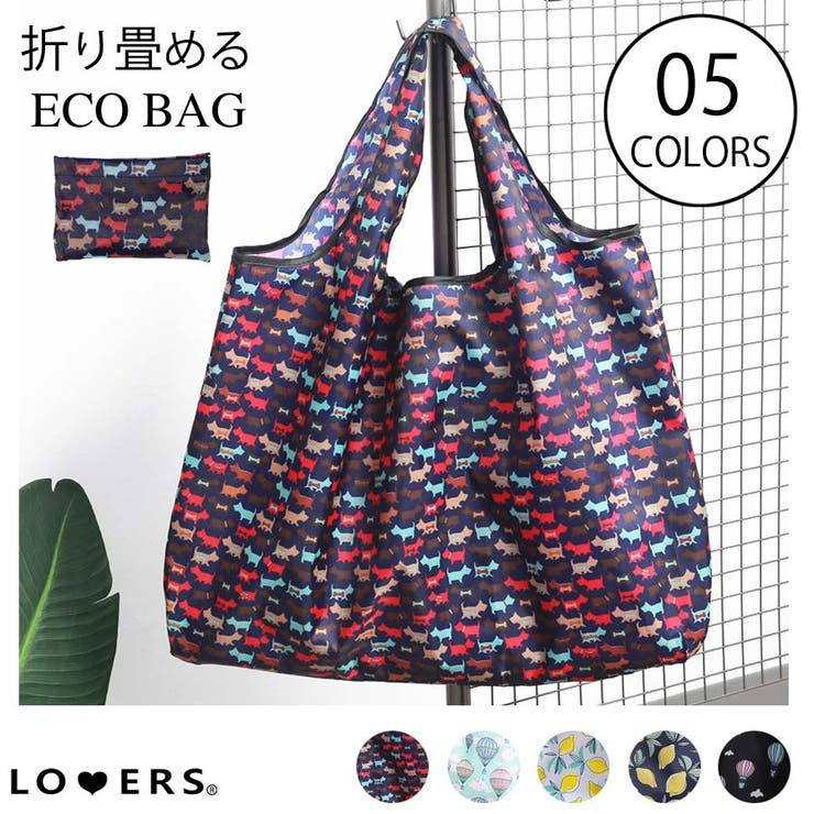 LOVERSのバッグ・鞄/エコバッグ   詳細画像