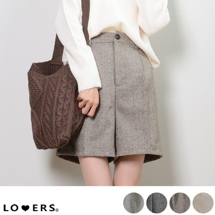 LOVERSのパンツ・ズボン/ハーフパンツ   詳細画像