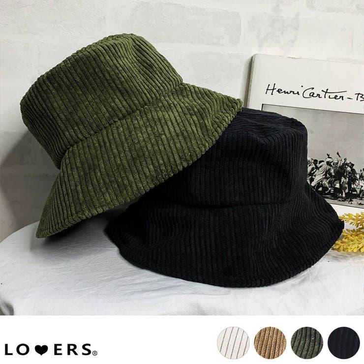 LOVERSの帽子/ニット帽 | 詳細画像