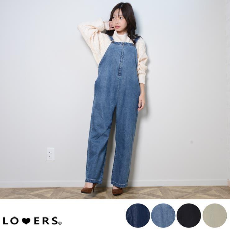 LOVERSのワンピース・ドレス/サロペット | 詳細画像