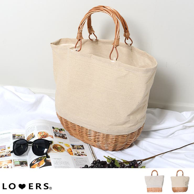 LOVERSのバッグ・鞄/トートバッグ   詳細画像