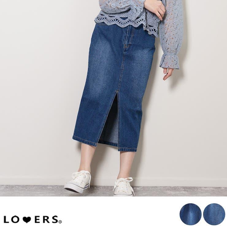LOVERSのスカート/タイトスカート   詳細画像