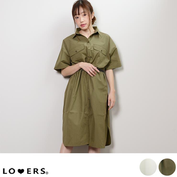 LOVERSのワンピース・ドレス/シャツワンピース | 詳細画像