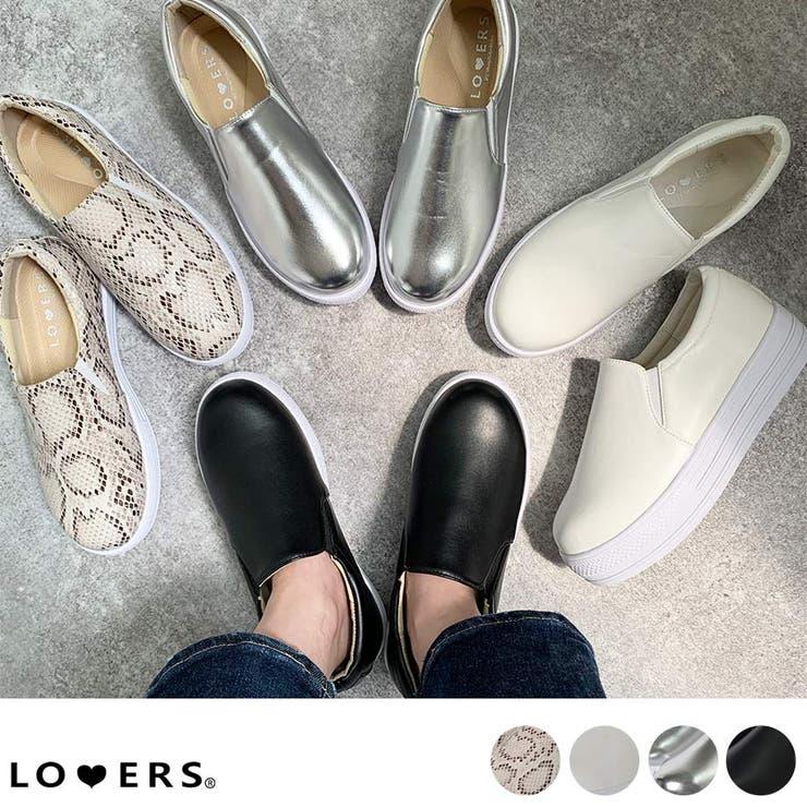 LOVERSのシューズ・靴/スニーカー | 詳細画像