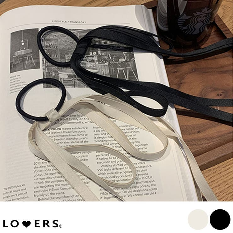 LOVERSのヘアアクセサリー/ヘアゴム | 詳細画像