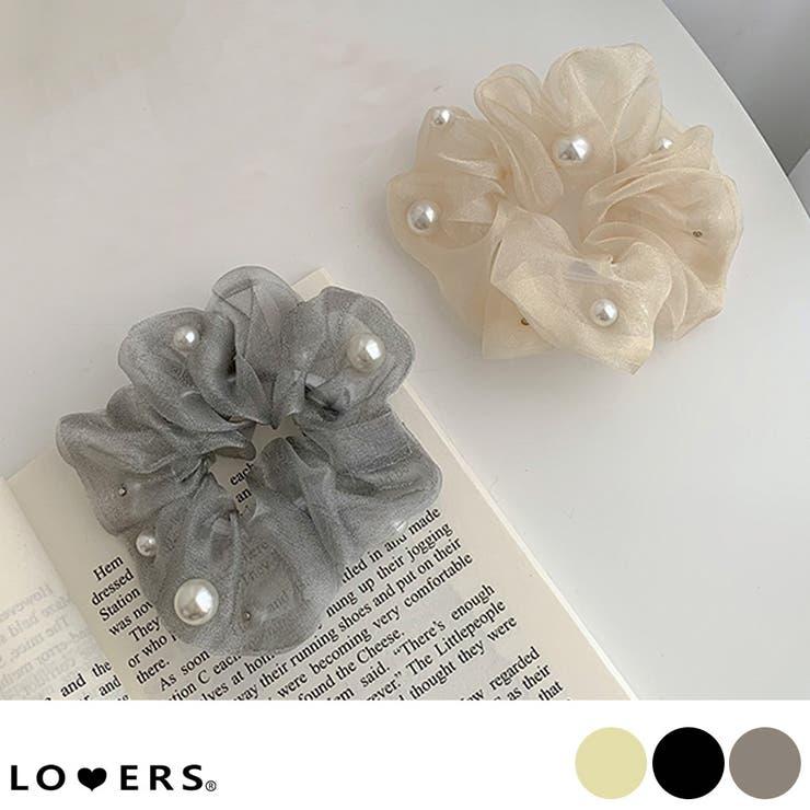 LOVERSのヘアアクセサリー/シュシュ | 詳細画像