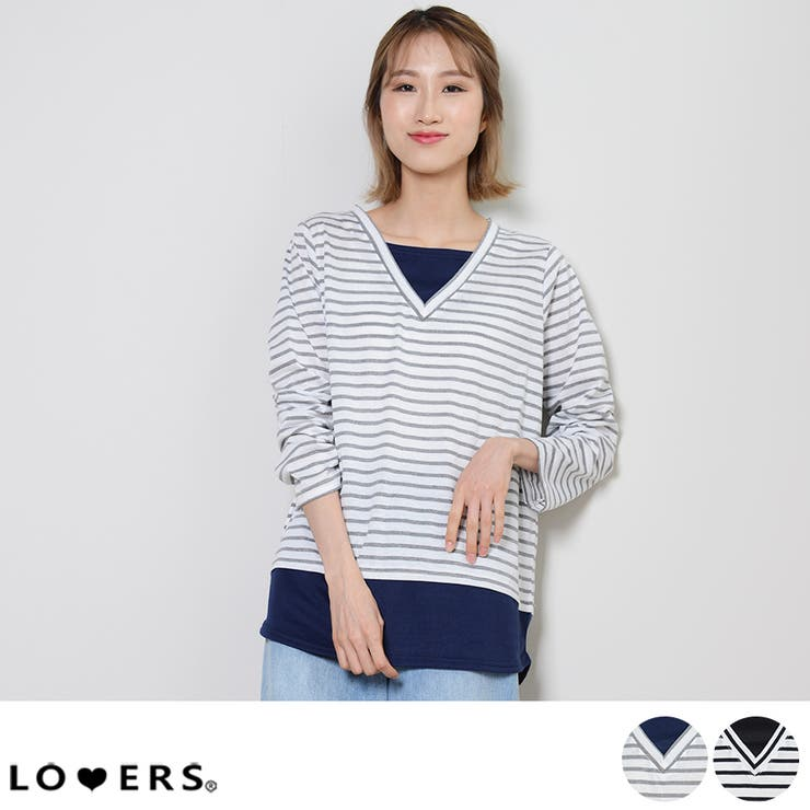 LOVERSのトップス/チュニック   詳細画像