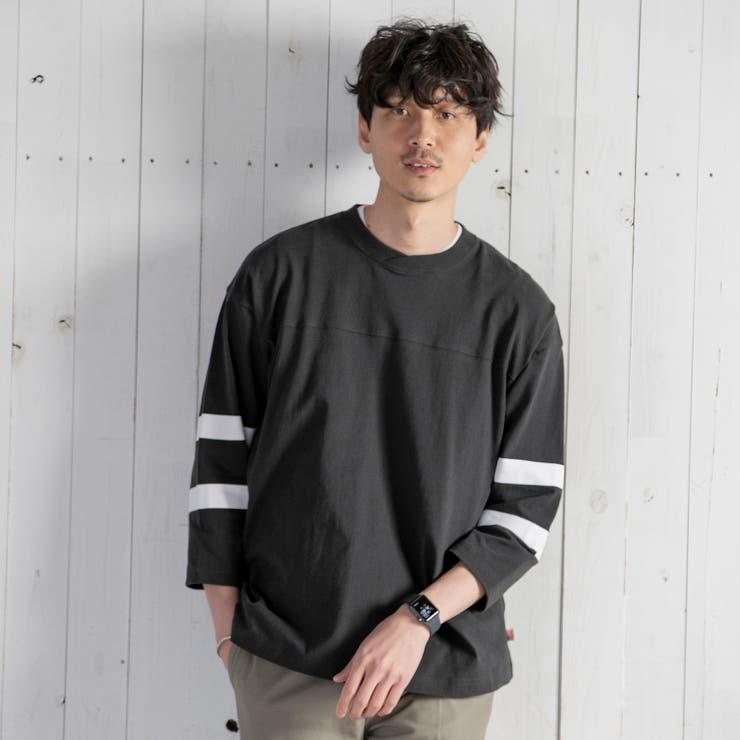 coen【men】のトップス/カットソー | 詳細画像