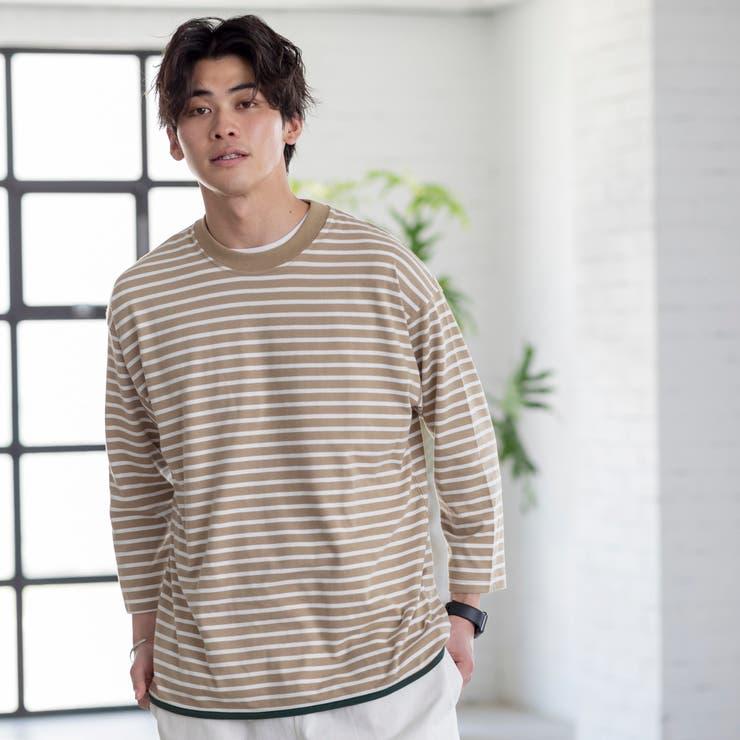 coen【men】のトップス/カットソー   詳細画像