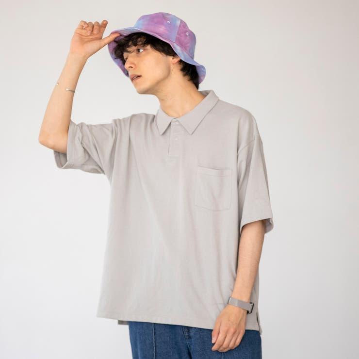 カノコビッグポロシャツ | coen【men】 | 詳細画像1