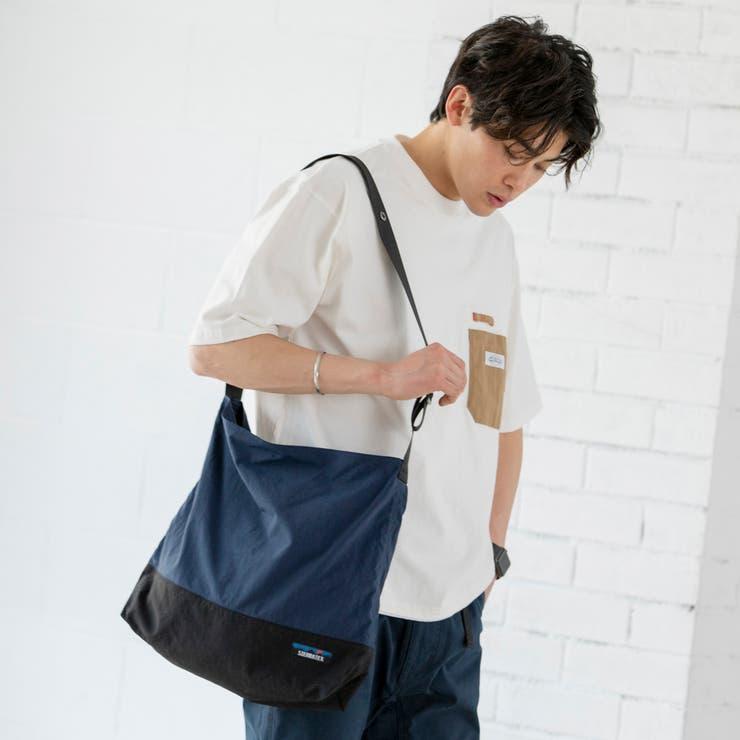 SIERRATEXトートバッグ(ショルダーバッグ)   coen【men】   詳細画像1