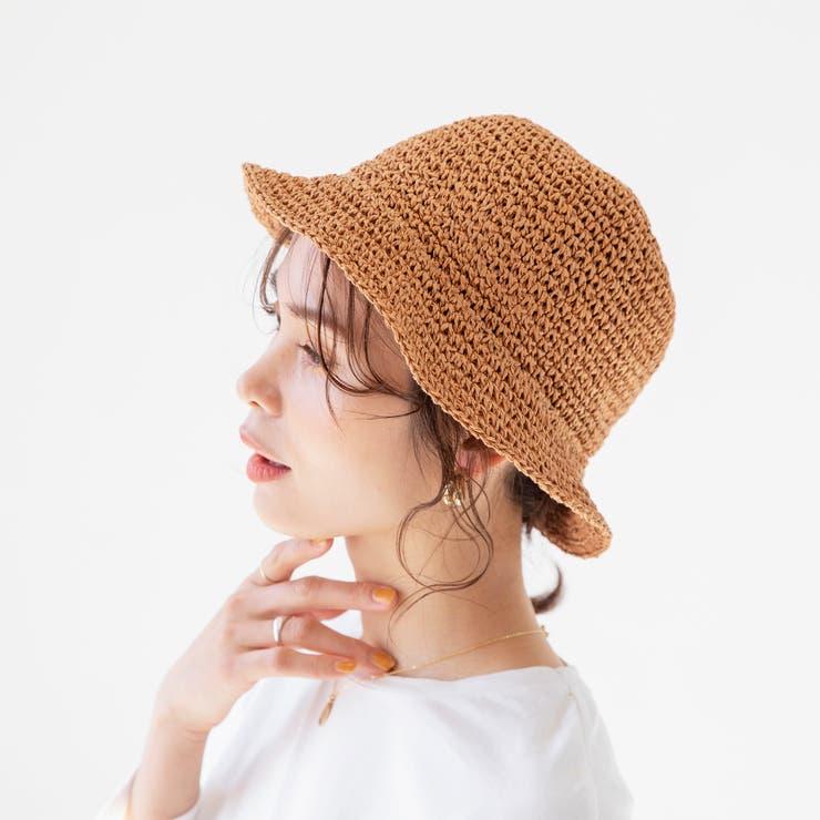 ミニマルこま編みハット   coen【women】   詳細画像1